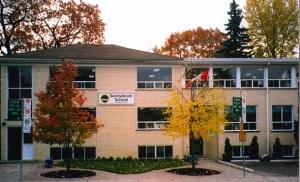 Фото: Wikimedia Commons На фото: Ученики чувствуют себя в безопасности благодаря присутствию полицейских в школах Онтарио