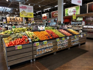 Фото: Wikimedia Commons На фото: Введение пошлин на американские товары может привести к повышению цен
