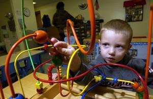 Фото: Wikimedia Commons На фото: В детских садах по-прежнему будет не хватать квалифицированного персонала