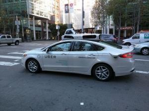 Фото: Wikimedia Commons На фото: водители такси Uber и Lyft смогут забирать пассажиров из аэропорта Пирсон