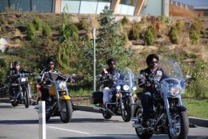 Фото: flickr На фото: Сикхам также разрешено ездить на мотоцикле без шлема в Альберте, Манитобе и Британской Колумбии