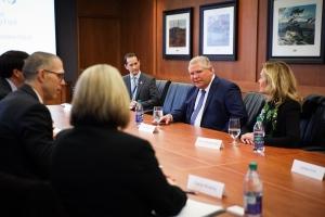 Фото: Twitter На фото: Форд играет ключевую роль в коалиции консервативных провинциальных премьеров