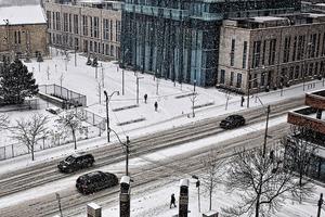 Фото: flickr На фото: Синоптики обещают осадки в виде дождя и снега в Онтарио, Квебек и Атлантических провинциях