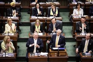 Фото: Twitter На фото: Консерваторы уверены, что бюджет Онтарио будет сбалансирован к 2023-2024 фискальном году