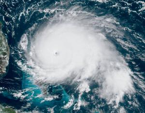 Фото: Wikimedia Commons На фото: В субботу ураган «Дориан» обрушился на атлантическое побережье Канады сильнейшим ветром и ливнями