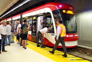 Фото: Flickr На фото: Представители TTC сообщили, что размер штрафов устанавливает провинция, при этом штрафы за парковку устанавливаются городским советом Торонто