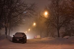 Фото: Wikimedia Commons На фото: В субботу температура воздуха в Торонто будет держаться на отметке в – 2°C