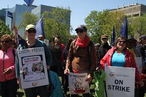 Фото: Flickr На фото: Школьный совет Торонто закроет средние школы из-за забастовки учителей