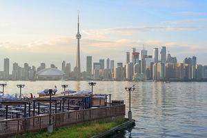 Фото: Wikimedia Commons На фото: В этом году столица Онтарио стала первым канадским городом, в котором прошла международная конференция цифровых технологий Collision