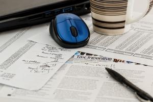 фото: pixabay.com; на фото: Как самостоятельно уплатить налоги