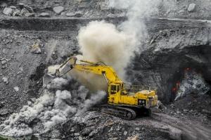 Фото: commons.wikimedia.org На фото: Угольные шахты выбрасывают в водоемы опасные для здоровья вещества
