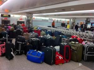 Фото: flickr.com На фото: Раньше авиакомпании вообще не брали плату за первый чемодан, однако к 2014 году такая практика прекратилась.