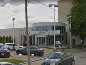 Фото: Google Street View На фото: И пострадавший, и подозреваемые работали в автосалоне