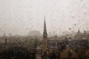 Фото: flickr.com На фото: После прихода холодного фронта температура опустится