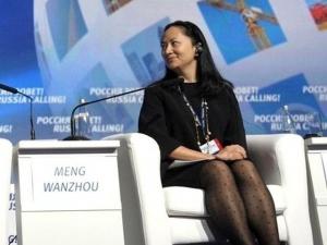 Фото: kremlin.ru На фото: Из-за ареста Ванчьжоу у Китая и Канады могут сильно испортиться отношения