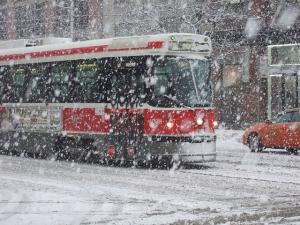 Фото: flickr.com На фото: Сильный снегопад ожидается на севере Онтарио