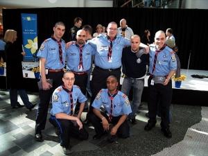 Фото: commons.wikimedia.org На фото: Менее двух тысяч полицейских Торонто живут в городе