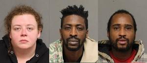 Фото: Toronto Police На фото: Предполагается, что у преступников был ещё один сообщник