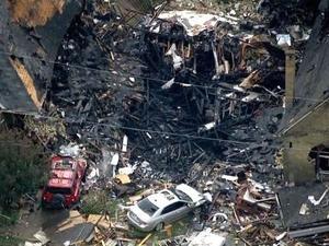 Фото: CTV News На фото: Пожар тушили 50 пожарных