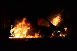 Фото: flickr.com На фото: Один из преступников получил ожоги