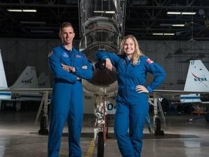 Фото: NASA На фото: Последний раз канадские космонавты попадали в NASA 11 лет назад